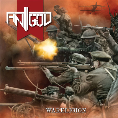 ANTIGOD Wareligion (LP)