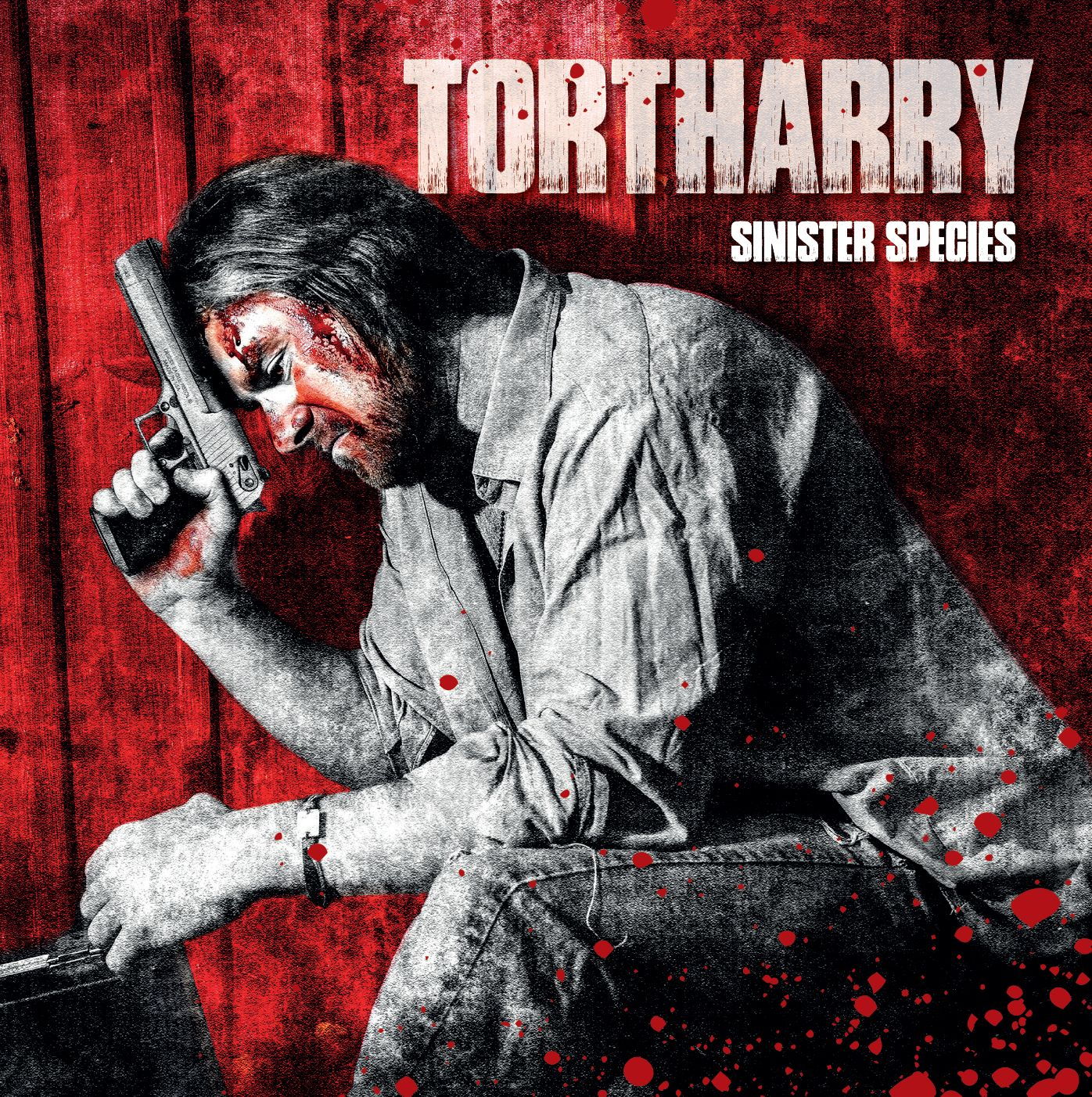 TORTHARRY Sinister Species (LP red)