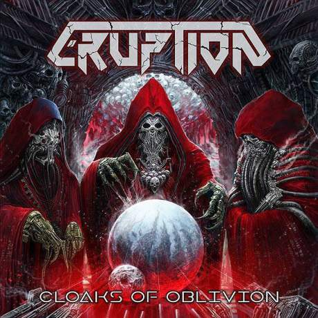 ERUPTION Cloaks of Oblivion (2 LP)