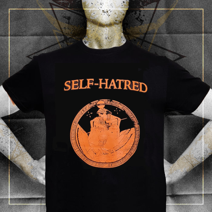 SELF- HATRED Male t-shirt Theia