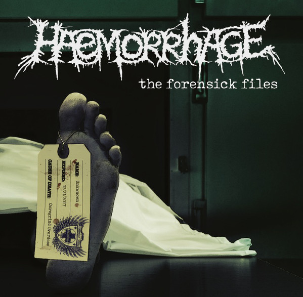 HAEMORRHAGE The Forensic Files / Grotesque Embryopathology