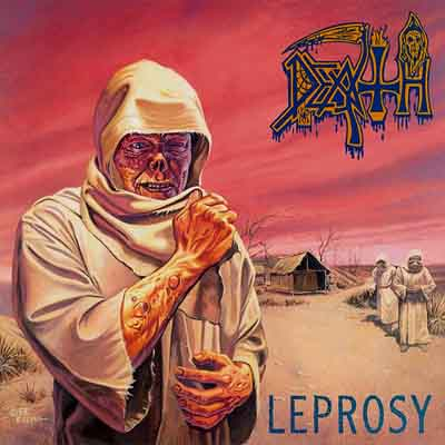 DEATH Leprosy (2 CD)