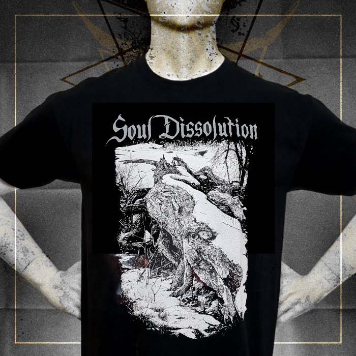 SOUL DISSOLUTION Men's T-shirt