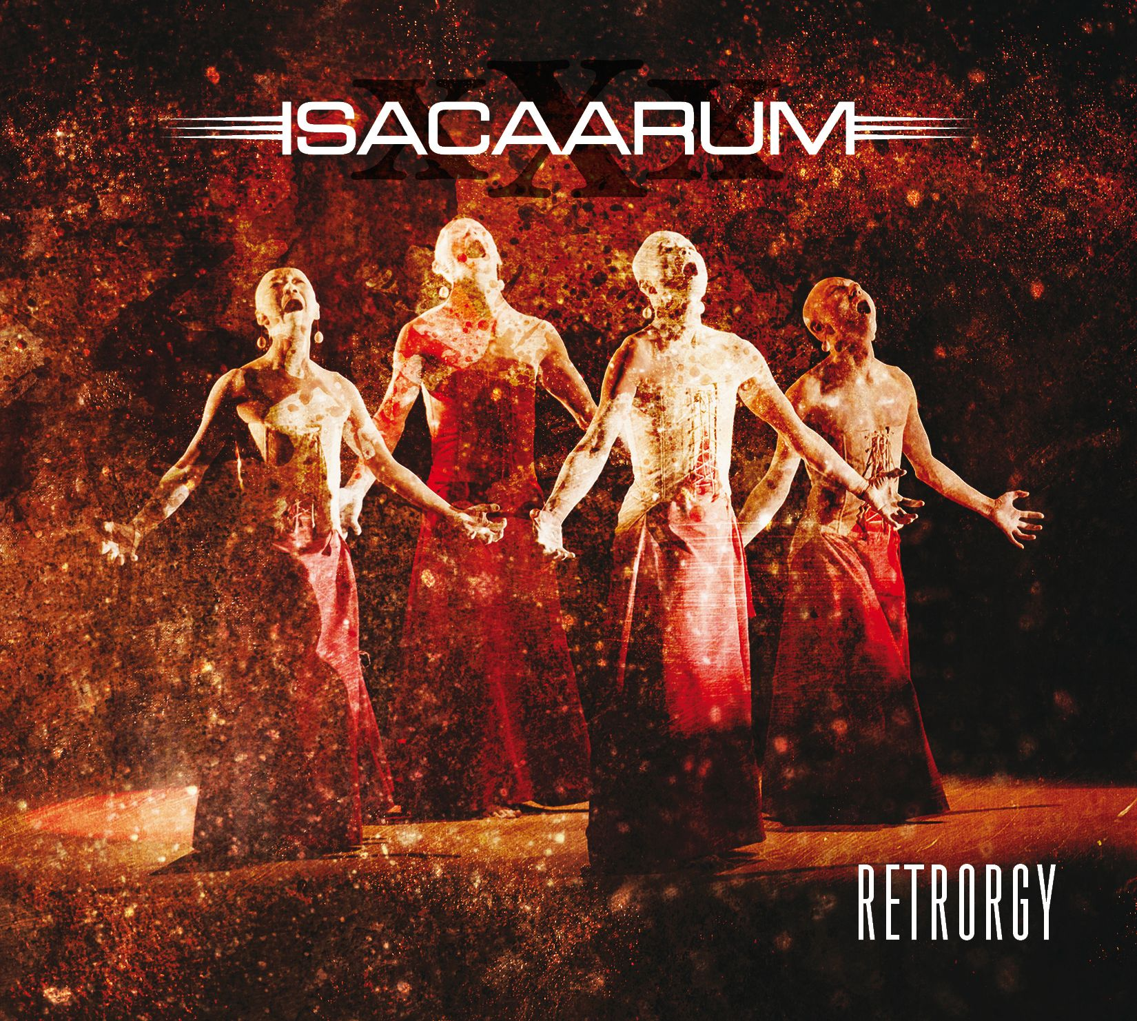 ISACAARUM Retrorgy