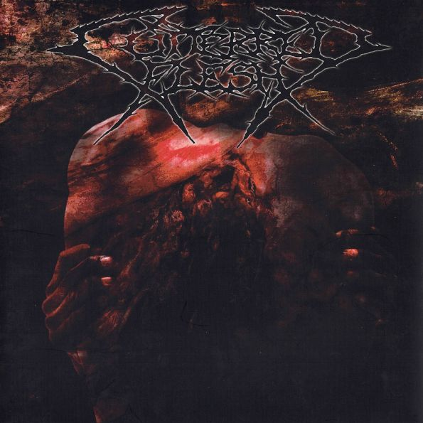 CUTTERRED FLESH split with Smashed Face (LP)