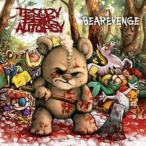 TEDDY BEAR AUTOPSY Bearevenge