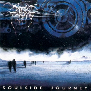 DARKTHRONE Soulside Journey (LP)