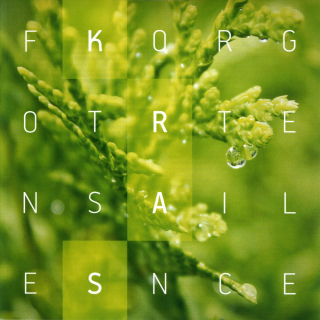 FORGOTTEN SILENCE Kras (CD)