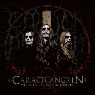 CARACH ANGREN Where the Corpses Sink Forever (LP)