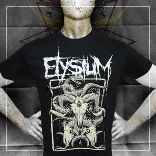 "ELYSIUM Men's T-shirt ""Ram"""
