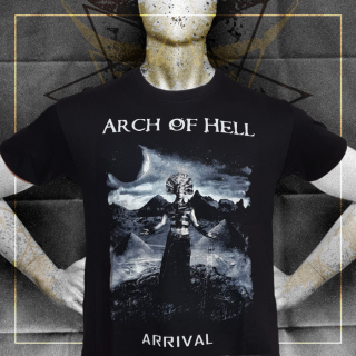 ARCH OF HELL T-shirt Arrival