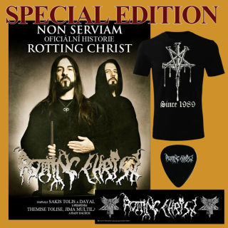ROTTING CHRIST Non Serviam special edition