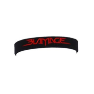 BLAMAGE Wristband black