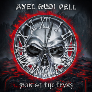 AXEL RUDI PELL Sign of Times