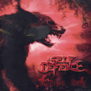 SELF DEFENCE Black Dog