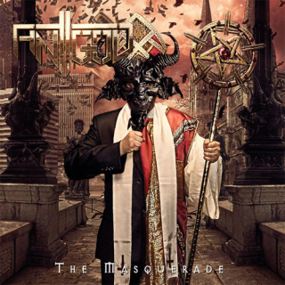 ANTIGOD The Masquerade (jewel case)