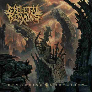 SKELETAL REMAINS Devouring Mortality (LP)