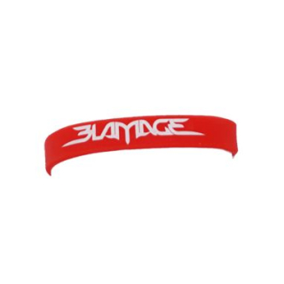 BLAMAGE Wristband red
