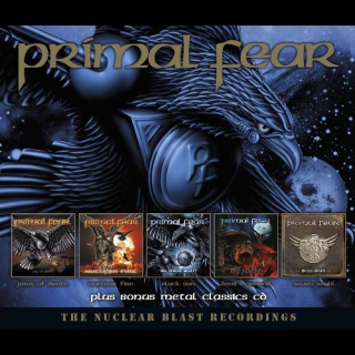 PRIMAL FEAR The Nuclear Blast Recordings