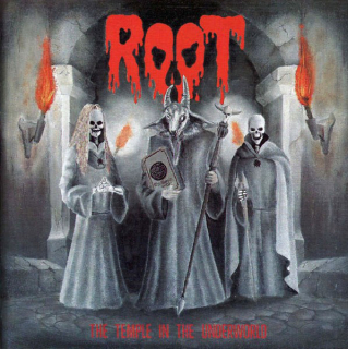 ROOT The Temple in the Underworld (LP)